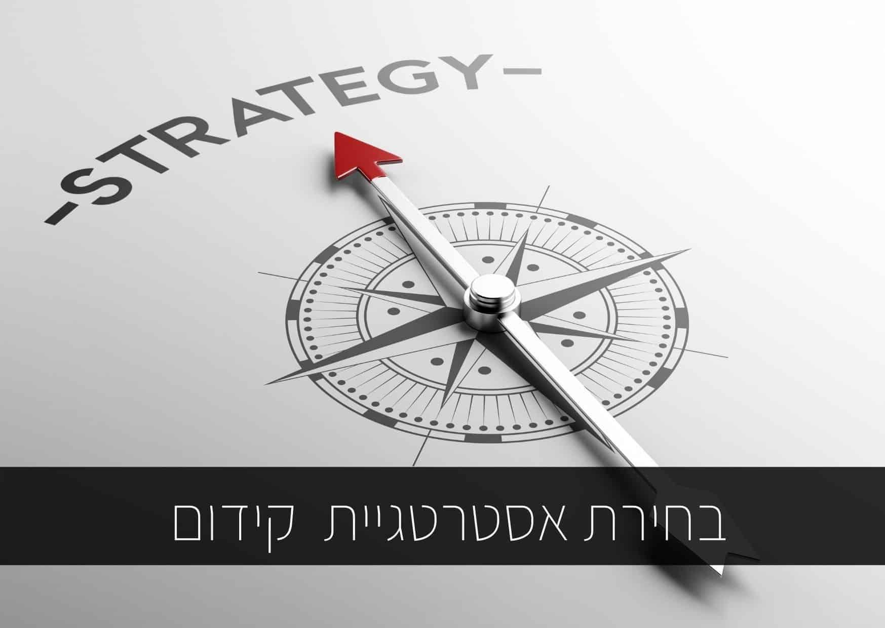 אסטרטגיית קידום אתרים מותאמת