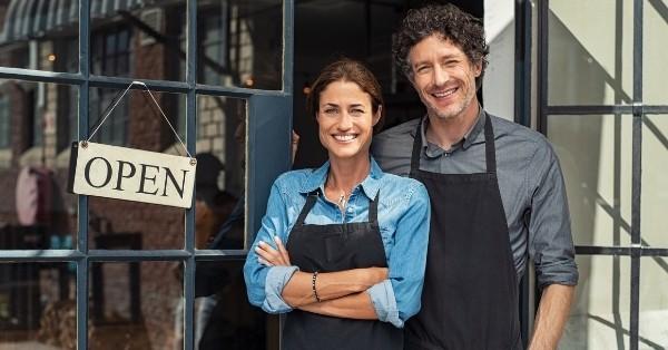 קידום עסקים קטנים