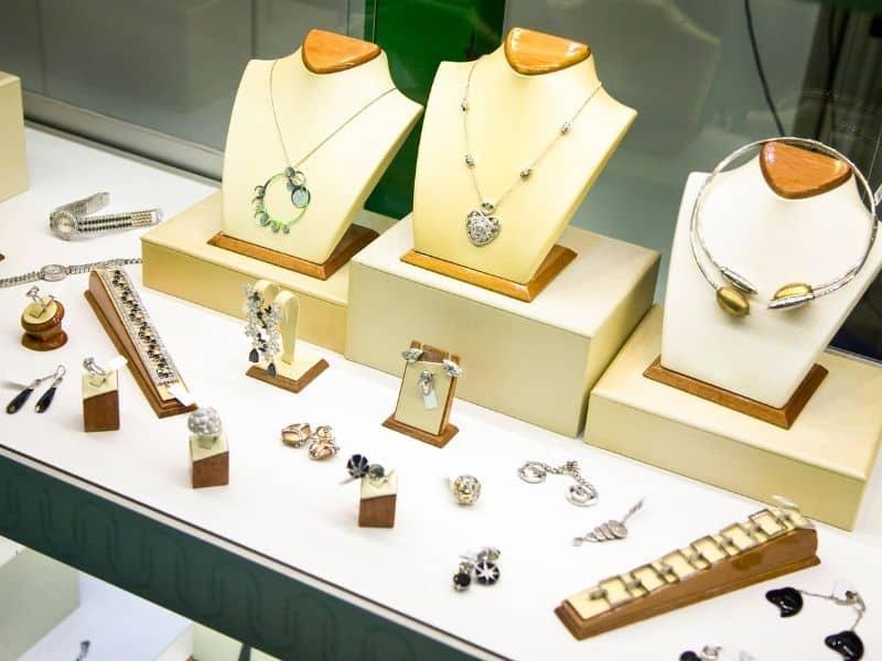 קידום חנות תכשיטים